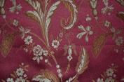 Monte Carro 600 Red, 140cm Sold By Yard