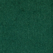 Terry Cloth Hunter Green Fabric