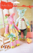 Heather Bailey Patterns-Claira & Clancy Pig Dolls