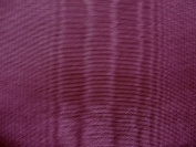 180cm Wide Amethyst Bengaline Moire Yardage