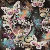 Michael Miller fabric Filigree Flutter butterfly
