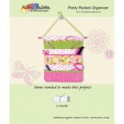 Fabric Editions Design Sheet/Project Card-Gadget Caddy 41cm x 48cm