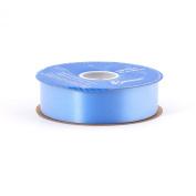 Berwick 3.7cm Wide by 100-Yard Spool Flora Satin Craft Ribbon, Country Blue
