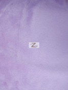 SOLID MINKY FABRIC - Lilac - 150cm /150cm WIDTH SMOOTH MINKY SOLD BY THE YARD
