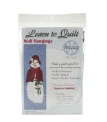Learn to Quilt Kit-January-Winter Snomaam