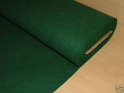 1 Yrd Green Baize / Felt Craft Fabric Card Poker Table