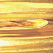 Gold Metallic Lycra Stretch Dress Fabric - per metre Authorised OEM Distributor PRESTIGE FASHION UK LTD