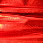 Red Metallic Lycra Stretch Dress Fabric - per metre Authorised OEM Distributor PRESTIGE FASHION UK LTD