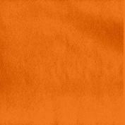 Crafty Cuts 2 Yards Felt Fabric, Orange Solid