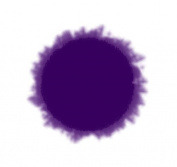 Sew Easy Industries Tumble-Dye Bottle, 0.9l, Plum