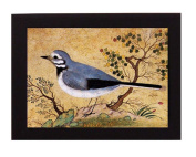Study of a Bird. Iran. Safavid period. Overall frame size 20cm x 15cm . Ideal for most gifting occassions.