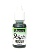 Jacquard Piñata Alcohol Inks lime green [PACK OF 4 ]