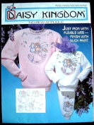 PASTEL ROCKING HORSE - NO-SEW APPLIQUE KIT FROM DAISY KINGDOM #6301