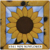 Quilt Magic 15cm by 15cm Kit, Sunflower