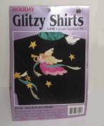 Holiday Glitzy Shirts Iron On Applique Kit