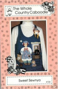 Sweet Sewnya #134 - Applique Pattern by Leanne Anderson