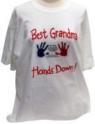 Handy Tees GMA T-shirt, X-Large