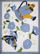 Artsi2 A2AMGLY Morning Glory Wall Hanging Kit