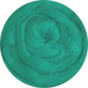 Merino Wool Roving for Felting - 30ml Jade