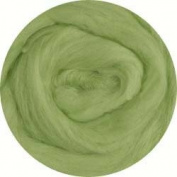 Merino Wool Roving for Felting - 30ml Chartreuse