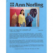 Ann Norling Knitting Patterns Ponchos Ultimate Cover-Ups #63