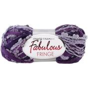 Fabulous Fringe Yarn-Plenty Of Purples