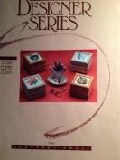 Designer Series ~ Cross Stitch Patterns ~ Ring Boxes
