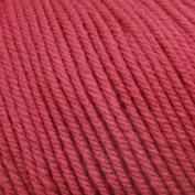 New Mary Maxim Ultra Mellowspun Yarn - Dark Rose