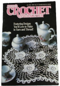 Annie's Crochet Newsletter No 31, Jan-Feb 1988