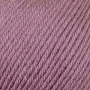 New Mary Maxim Ultra Mellowspun Yarn - Light Mauve