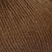 New Mary Maxim Ultra Mellowspun Yarn - Dark Taupe