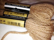Paternayan Needlepoint 3-ply Wool Yarn-Colour-435 - Chocolate Brown Light