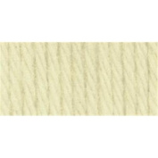 "Bernat """" Handcrafter Cotton Ball of Yarn, Pale Yellow"