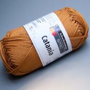 Catania 100% cotton Mari Gold #383