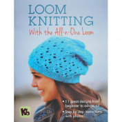 Authentic Knitting Board Loom Knitting with the All-n-One Loom