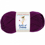 Stitch Nation Full O' Sheep Yarn-Passionfruit