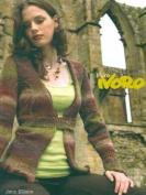 Jane Ellison Noro Book, #5 Pure Noro