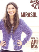 Mirasol Pattern Book, #29 Api, Hasa yarns