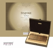 Knitter-s Pride Symfonie Wood Set, Rose Interchangeable Deluxe Needle Set