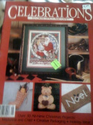 Celebration to Cross Stitch and Craft Leisure Arts Pamphlet Vol 1, No 1 Premier Issue