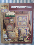 Country Weather Vanes Counted Cross Stitch Chart