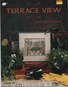 Terrace View Counted Cross Stitch Graph