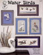 Pegasus Originals Water Birds Counted Cross Stitch Book