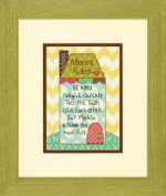 Dimensions Counted Cross Stitch 13cm X 18cm - Inspirational