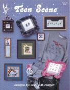 Pegasus Originals Teen Scene Counted Cross Stitch Leaflet