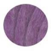 Ecosoft wool roving for felting - 1 full ounce Lilac