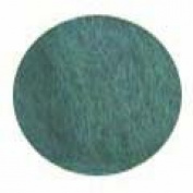 Ecosoft wool roving for felting - 1 full ounce Blue spruce