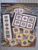 Wisdom & Harmony Sampler Counted Cross Stitch Chart