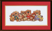 Bears of Duckport Cross Stitch Chart by Janlynn
