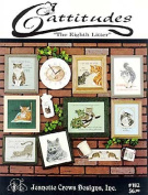 Cattitudes - Eighth Litter - Cross Stitch Pattern